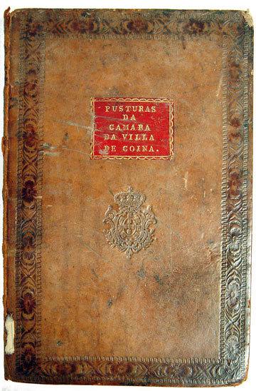 Consulte aqui o Livro de «Pusturas da Camara da Villa de Coina»