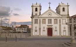 Igrejas do Barreiro antigo
