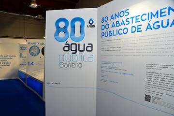 80 Anos do Abastecimento Público de Água | Exposição patente até dezembro de 2017