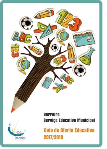 Guia de Oferta Educativa 2017/2018 | Espaço Memória dinamiza Ações