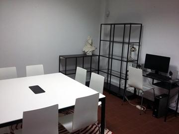 Espaço Memória | Sala de Consulta Pública Renovada