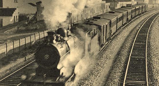 O caminho-de-ferro no Barreiro